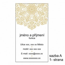 vizitka digitální SA10